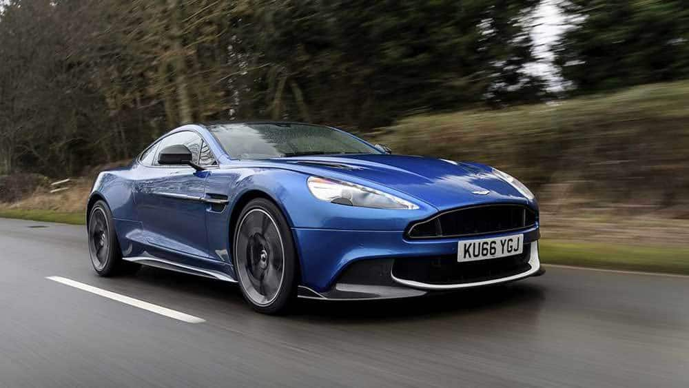 Mystery buyer pays $27m for Vanquish blueprints