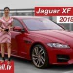 2018 Jaguar XF Review – Australia