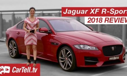 2018 Jaguar XF Review – Australia