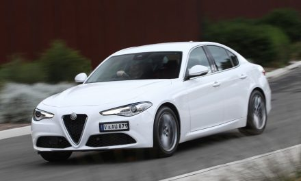 2019 Alfa Romeo Giulia Review