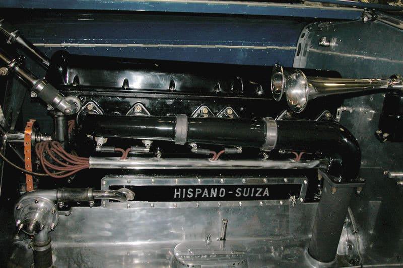 hispano-motor