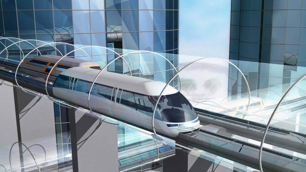 Plans for supersonic 1200km/h train