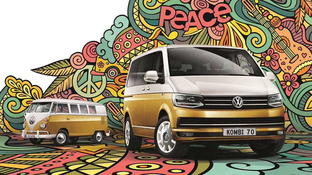 Kombi comes chock full of memories