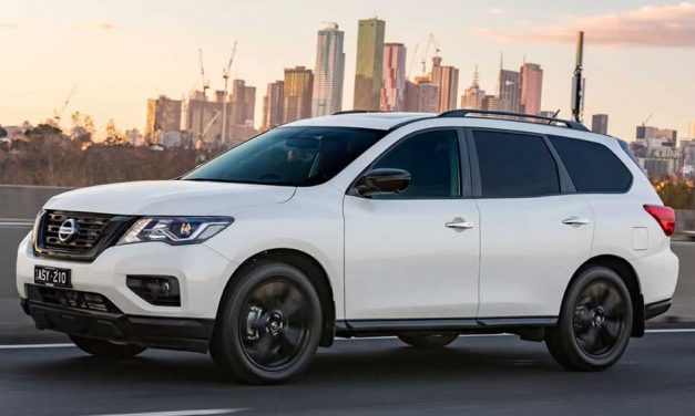 2019 Nissan Pathfinder N-Sport Review