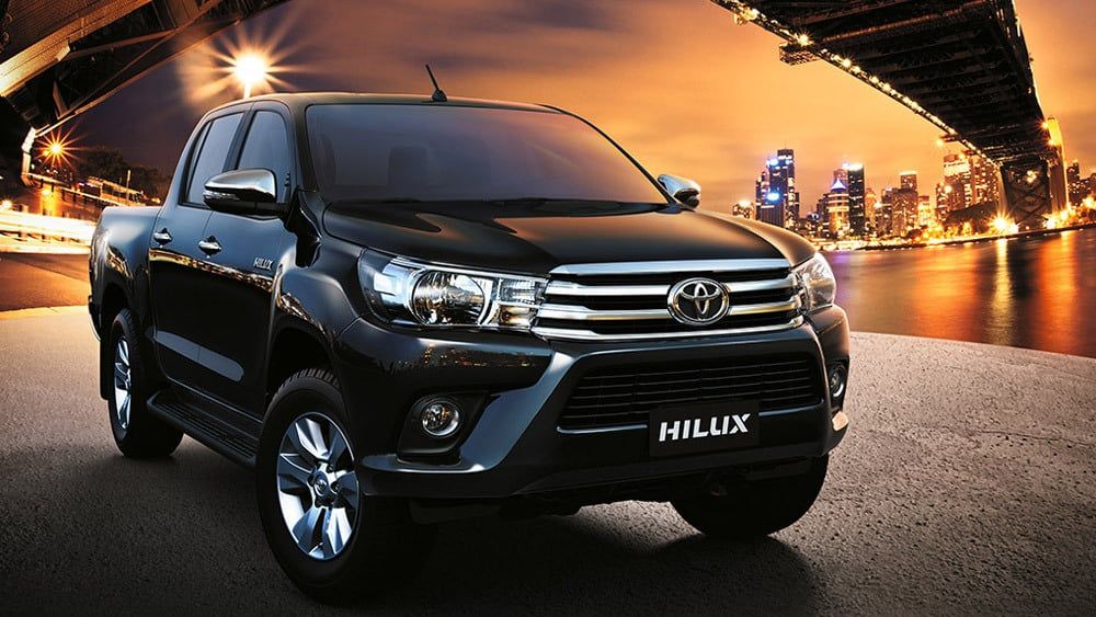 HiLux dominates flat November market