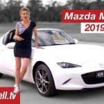 2019 Mazda MX-5 GT RF Review | Australia