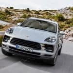 New Macan 0.1 sec faster