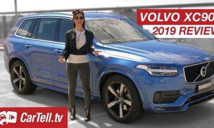 2019 Volvo XC90 T6 R-Design Review | Australia
