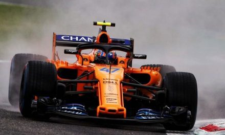 McLaren set to soar