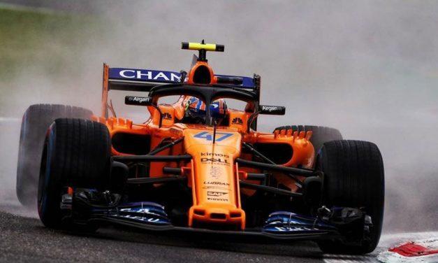 McLaren set to soar