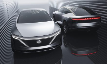 Revolutionary Nissan reaches new heights