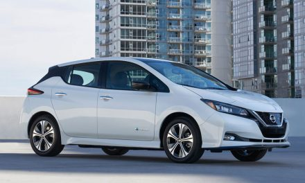 Nissan's fertilised Leaf