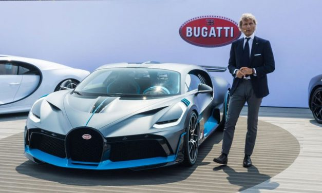 That's a big NO from Bugatti