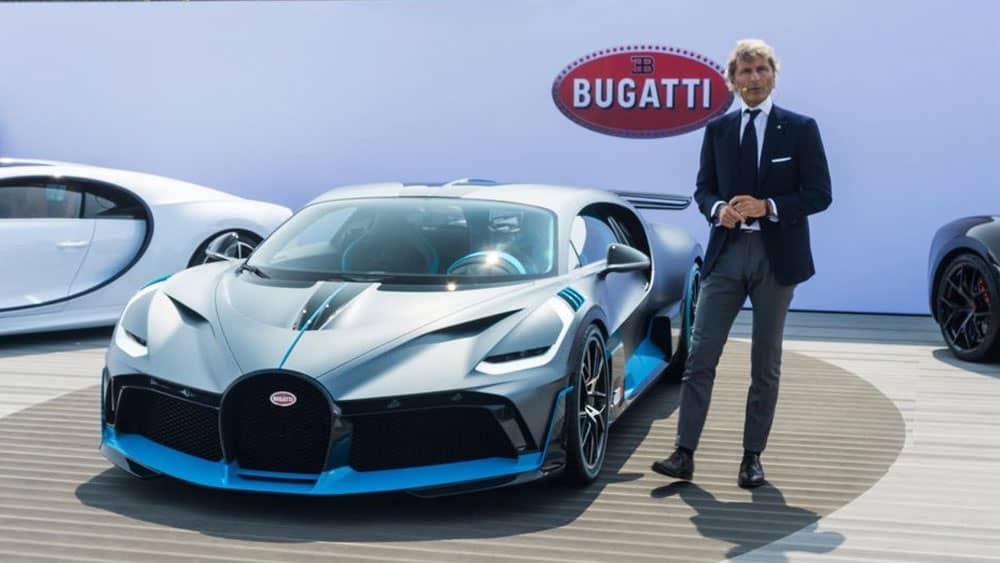 That's a big NO from Bugatti