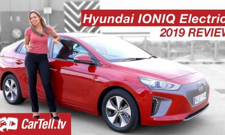 2019 Hyundai Ioniq Electric Review | Australia