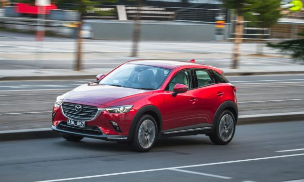 2019 Mazda CX-3 Akari review