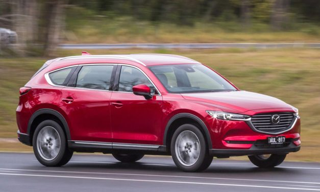Mazda's CX-8 no fairytale