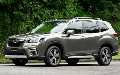 Forester axes diesels