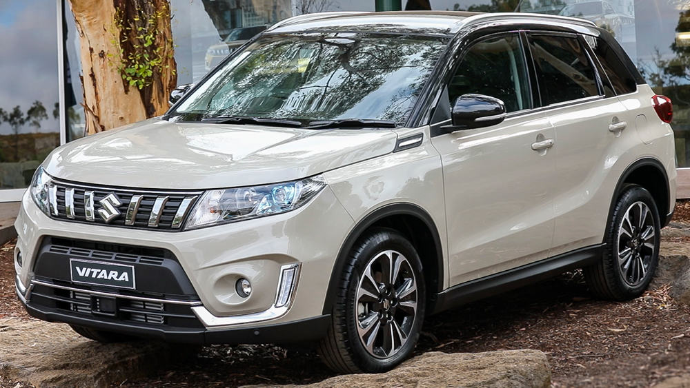 Safety surge for Vitara Turbo