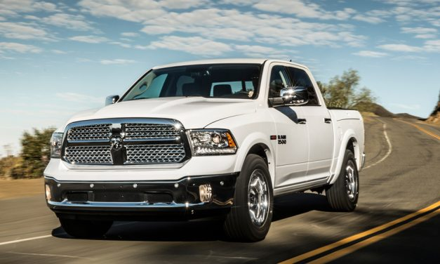 RAM dodges gloomy January vehicle sales