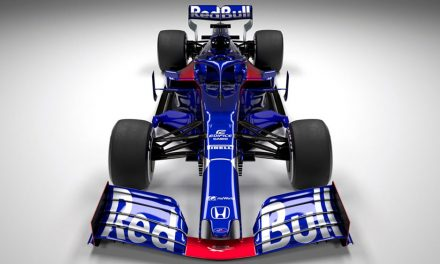 Toro Rosso lifts lid on design changes