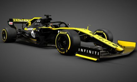 Renault: Dan and the Hulk a perfect match