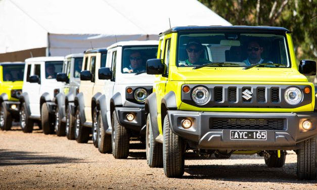 By Jimny, time running out for Cape York?