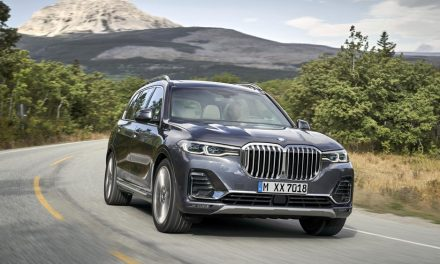 'Presidential experience' in BMW's X7