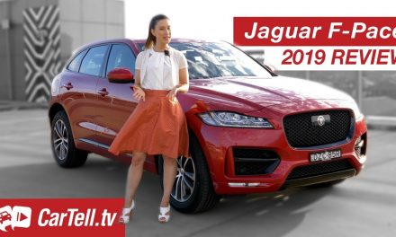 2019 Jaguar F-Pace Review – Australia