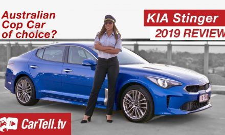 2019 Kia Stinger 200S Review – Australia