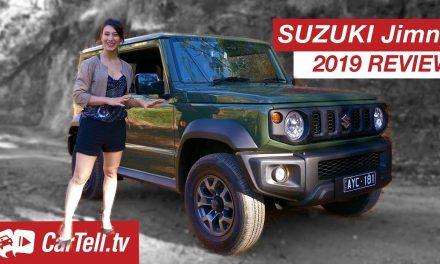 2019 Suzuki Jimny Review – Australia