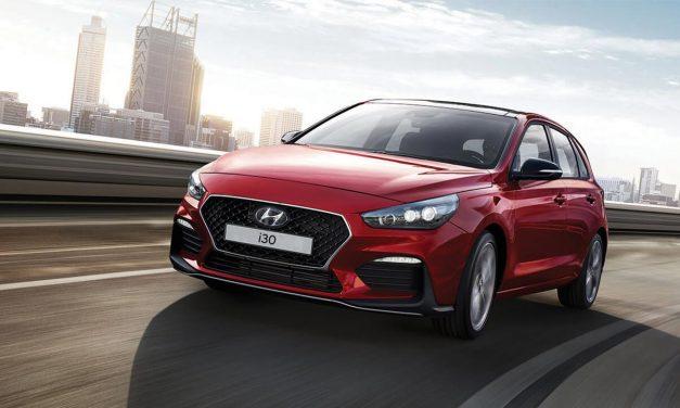 2019 Hyundai i30N Sportback