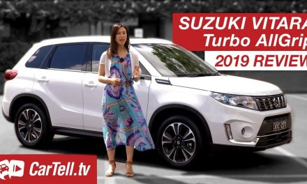 2019 Suzuki Vitara Turbo AllGrip Review | Australia