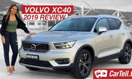 2019 Volvo XC40 T4 Inscription Review | Australia