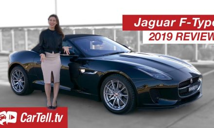2019 Jaguar F Type Convertible 2.0 review | Australia