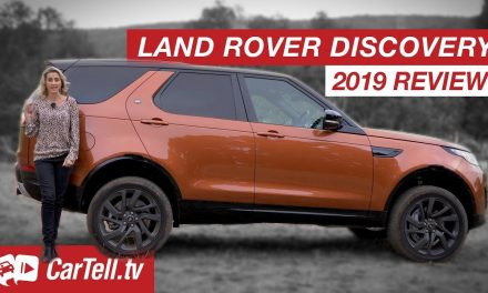 2019 Land Rover Discovery HSE review | Australia