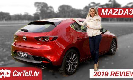 2019 Mazda3 Hatch Review