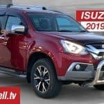 2019 Isuzu MU-X review