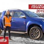 2019 Isuzu D-MAX review