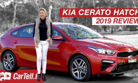 2019 Kia Cerato Hatch review