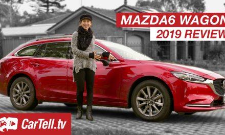 2019 Mazda6 Wagon review