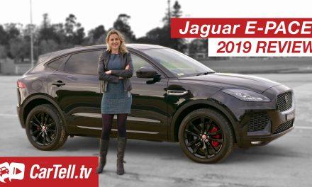 2019 Jaguar E-Pace review