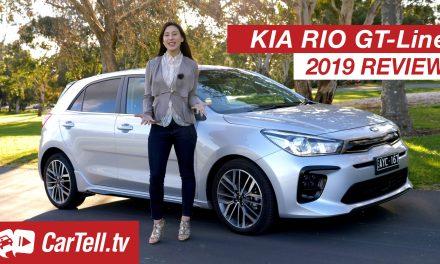 2019 Kia Rio GT-Line
