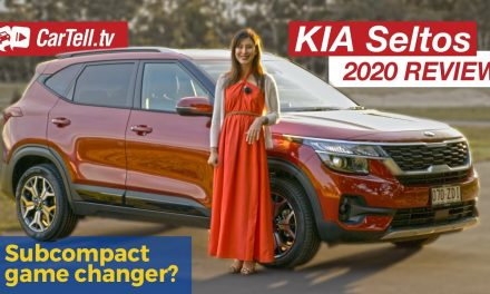 2020 Kia Seltos review