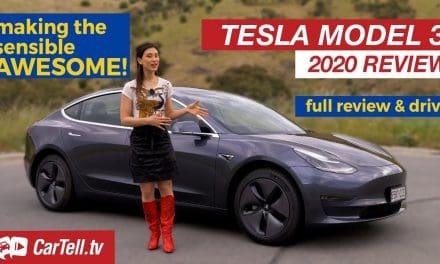 2020 Tesla Model 3 review