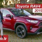 Toyota RAV4 Hybrid 2019 review
