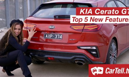 2020 Kia Cerato GT Review