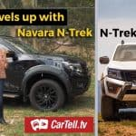 2020 Nissan Navara N-Trek & N-Trek Warrior Review