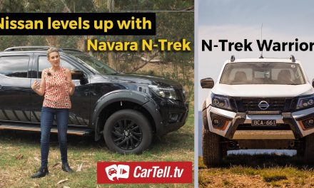 2020 Nissan Navara N-Trek & N-Trek Warrior Review