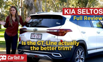 2021 Kia Seltos GT Line review